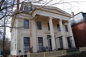 Edward Everett Hale House - Image: Hale House Roxbury