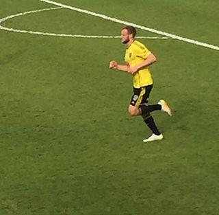 Hamish Watson (footballer) New Zealand footballer