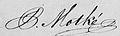 Handtekening Pieter Hubertus Baltazaar Motké (1826-1872).jpg