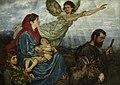Hans Thoma - Die Flucht nach Ägypten (1879).jpg