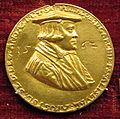 Hans aesslinger, med. di giovanni jacopo khuen, arcivescovo di salisburgo, 1562, oro.JPG