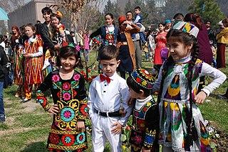 Tajiks Ethnic group native to Central Asia