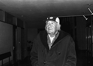 Harald Reinl - Reinl in 1985