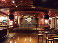 Hard Rock Cafe Atlanta stage.JPG