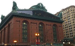 Chicago Public Library - Harold Washington Library