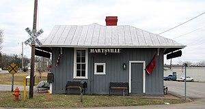 Hartsville, Tennessee - Old Hartsville Depot