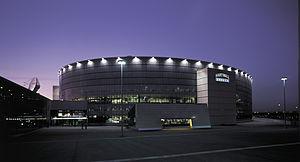 Hartwall Arena - Image: Hartwall Arena 2013 03 21 001