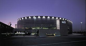 EuroBasket 2017 - Image: Hartwall Arena 2013 03 21 001