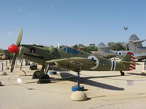 Modi Alon - Avia S-199 at the Israeli Air Force Museum in Hatzerim