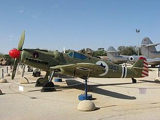 101 Squadron (Israel) - Image: Hatzerim Avia 20100129 1