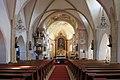 Hausleiten - Pfarrkirche, innen.JPG