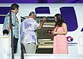 Hawaiian Airlines Disney Moana Airplane Auliʻi Cravalho (50799869142).jpg