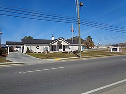 Hazlehurst City Hall