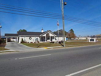 Hazlehurst, Georgia - Hazlehurst City Hall