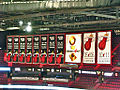 Heat banners in the rafters.jpg