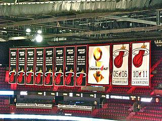 Miami Heat accomplishments and records