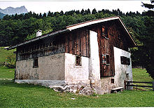 La Casa de Heidi, en Maienfeld