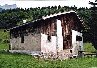 Maienfeld - Heidihaus in Maienfeld