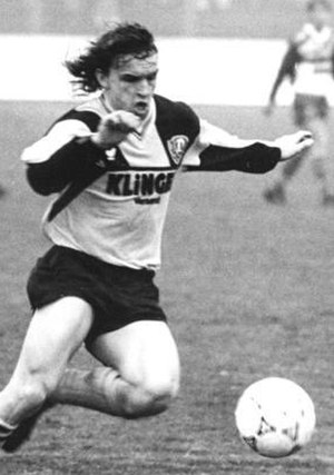 Heiko Scholz - Image: Heiko Scholz 1990
