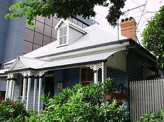 Roma Street, Brisbane - Hellesvere, 2009