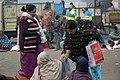 Helping Needy People - Makar Sankranti Observance - Baje Kadamtala Ghat - Kolkata 2018-01-14 6498.JPG