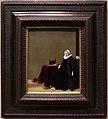Hendrick gerritsz. pot, ritratto di donna con cane, olanda 1635 ca.jpg