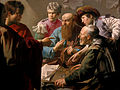 Hendrick ter Brugghen - The calling of Saint Matthew - Google Art Project.jpg