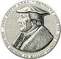 Henricus Andrius door Michael Mercator (1541).jpg