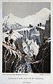 Henriette d'Angeville and her party ascending Mont Blanc, 18 Wellcome V0025176EL.jpg