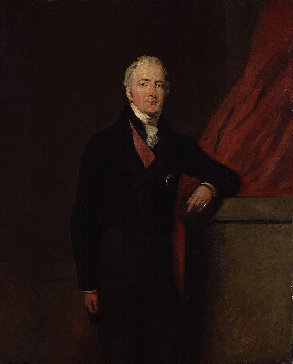 Henry Bathurst, 3rd Earl Bathurst by William Salter