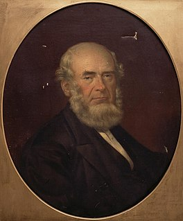 Henry Richard British politician