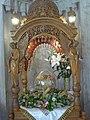 Heráklion, kostel Ágios Títos, relikviář.jpg
