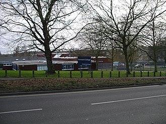 Hereward College - Hereward College viewed from Tile Hill Lane