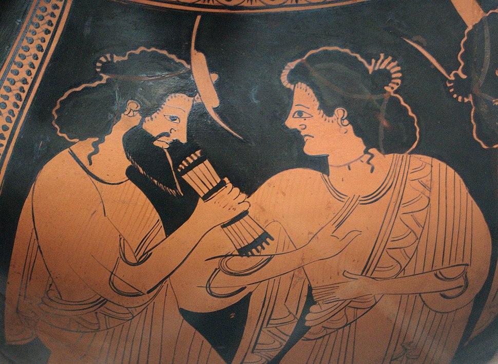 Hermes Maia Staatliche Antikensammlungen 2304