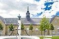 Herrnhut church in Christiansfeld in Denmark 04.jpg