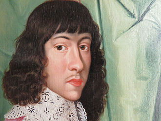 Ulrik of Denmark (1611–1633) - Duke Ulrik by Wolfgang Heimbach, Rosenborg Slot