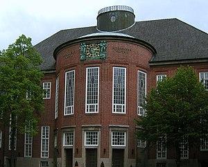 Gelehrtenschule des Johanneums - Image: Hh johanneum 1