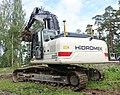 Hidromek excavator 2.jpg