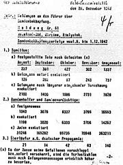 Himmler report