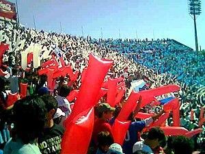 Hinchada Club Nacional De Football