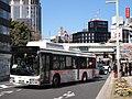 Hinomaru BS-14 Marunouchi Shuttle Chiyoda Sakura Matsuri 2012.jpg