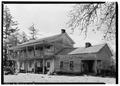Historic American Buildings Survey, 1934. - John K. Dickey House, Molalla, Clackamas County, OR HABS ORE,3-MOLA.V,1-2.tif