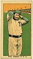 Hitt, Vernon Team, baseball card portrait LCCN2008677351.jpg