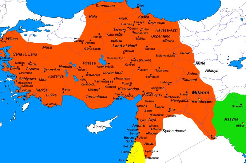 Hittite KingdomsecXIV