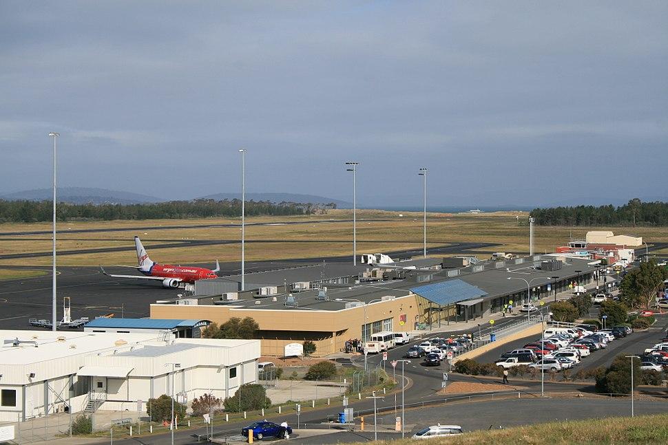 HobartAirportTerminal