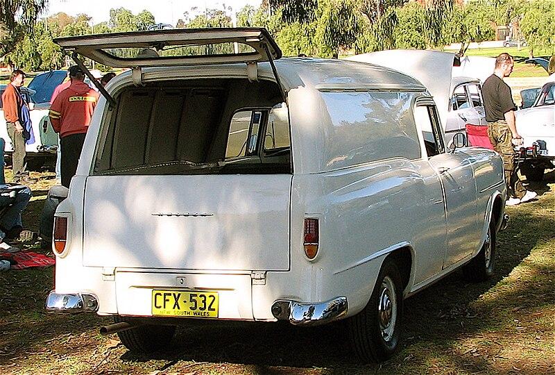 File:Holden FB Panel Van 1960 Model 2104 Honey Beige.jpg