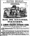 Holman StateSt BostonDirectory 1850.png