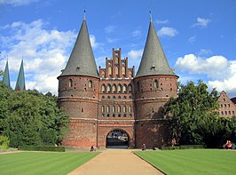 De Holstentor