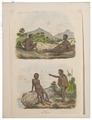 Homo sapiens - Ethiopië - 1700-1880 - Print - Iconographia Zoologica - Special Collections University of Amsterdam - UBA01 IZ19500007.tif