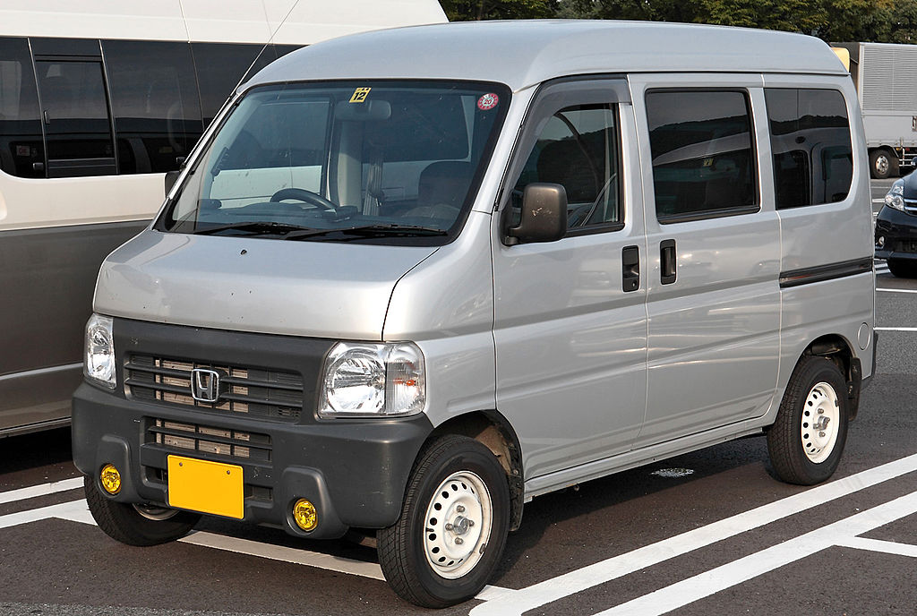 The Van Lounge: Another RWD Honda Bites The
